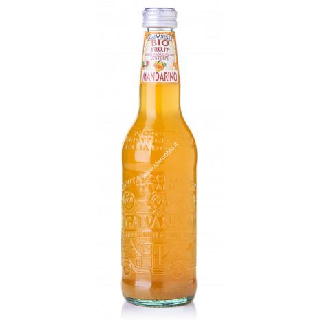 Mandarino con Polpe in Bottiglia 355ml - Galvanina Century BIO