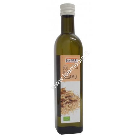 Olio di Semi di Sesamo 500ml - Biologico estratto a freddo