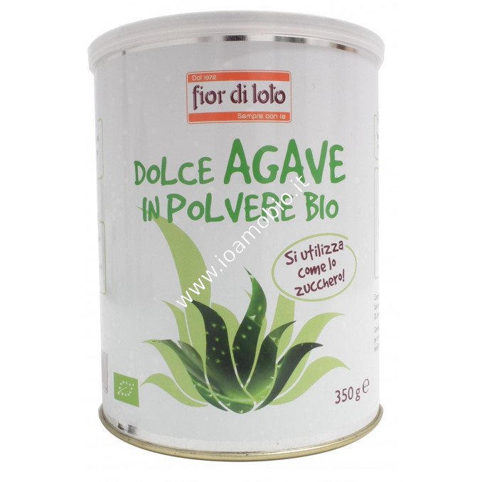 Dolce agave in polvere 350g