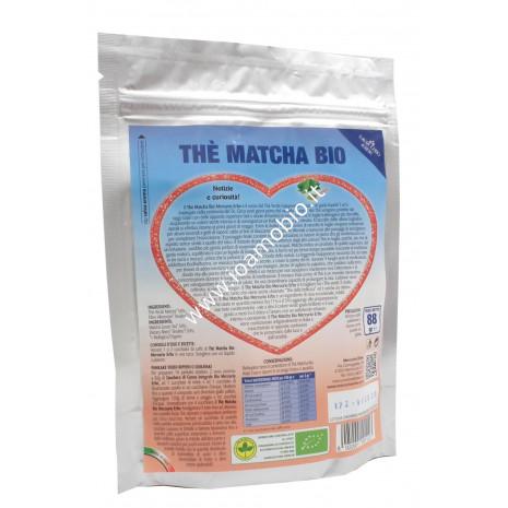 Thè Verde Matcha Bio 88g - Senza Glutine