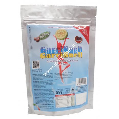 GarciSnell 200g - Bevanda Solubile Istantanea in Polvere con Garcinia Cambogia