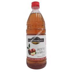 Aceto di mele - filtrato, non pastorizzato 750ml