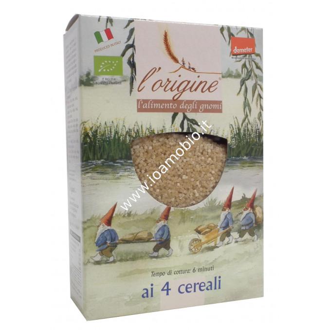 4 Cereali tempestine di grano duro 250g