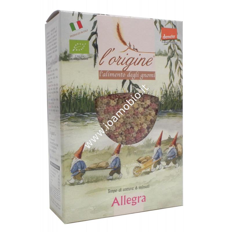 Allegra stelline di grano duro 250g