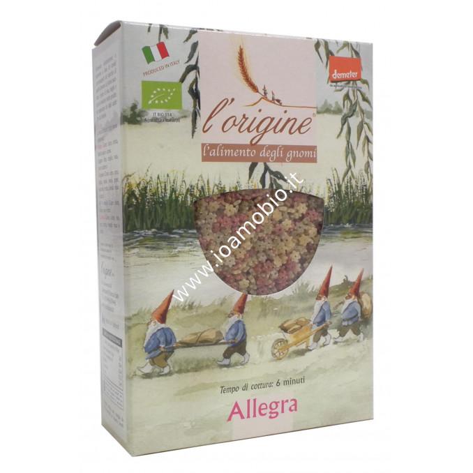 Pastina Allegra Stelline di Grano Duro 250g - Pasta Biologica L'Origine