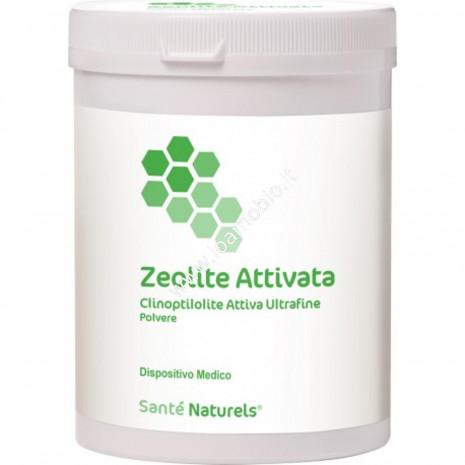 Zeolite Attivata Ultrafine Santè Naturels 500g - Disintossicante e Chelante