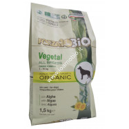Crocchette veget.con alghe per cani taglia p/m/g 1,5kg