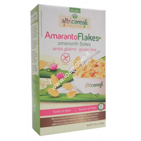 Amaranto Flakes 200g - Fiocchi di Amaranto per la prima colazione