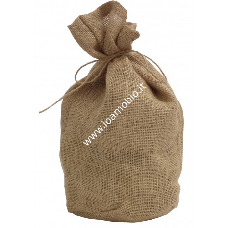 Sacchetto Juta per Lampade di Sale 2-3 kg e 3-6 kg