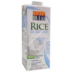 Bevanda di Riso Light 1lt - Latte Vegetale Biologico Isola Bio