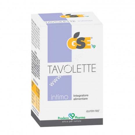 GSE Intimo 90 Tavolette - Integratore per Candida Vaginale