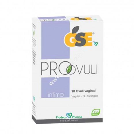 GSE Intimo Pro-ovuli 10 ovuli vaginali