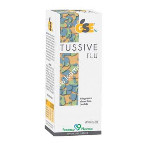 GSE Tussive Flu integratore bevibile 150ml