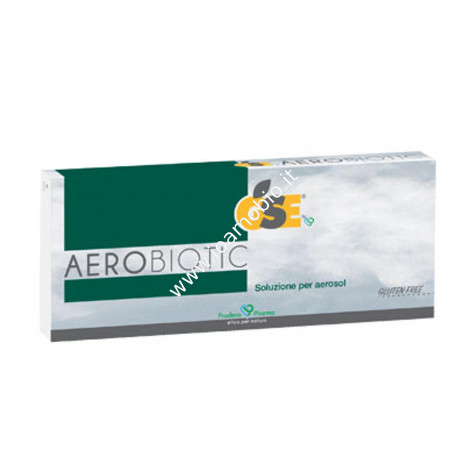 GSE Aerobiotic 10 fiale da 5ml