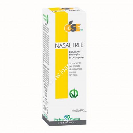 GSE Nasal Free20ml