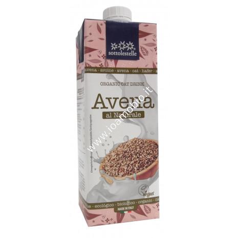 Bevanda di Avena Naturale 1lt - Latte Vegetale Biologico Sottolestelle