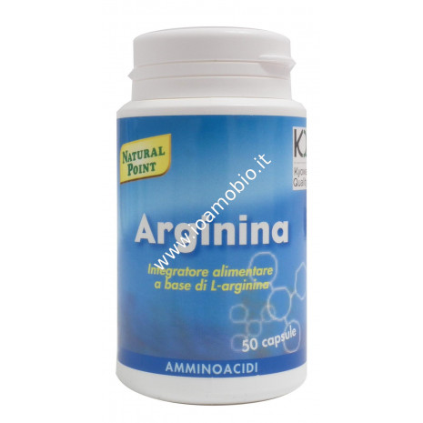 Arginina 50 capsule da 500mg