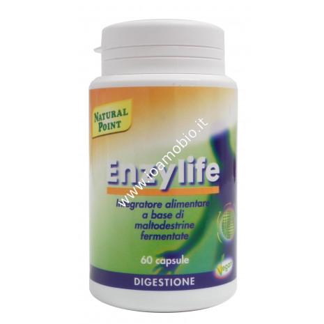 Enzylife 60caps - Enzimi Digestivi