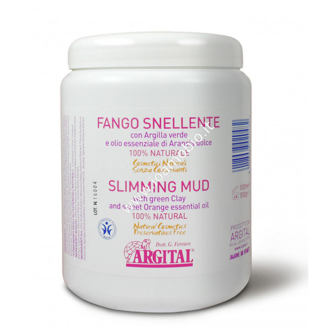 Fango snellente Argital 1,5kg