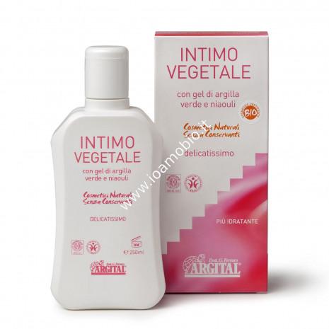 Intimo Vegetale Argital 250ml - Detergente Biologico Delicato