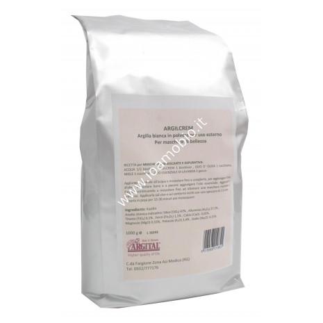 Argilla bianca 1kg
