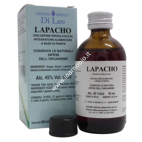 Lapacho Tintura Madre Spagirica 50ml - Laboratorio Erboristico Di Leo