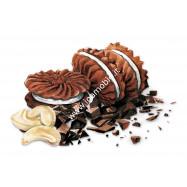 Cookies al ciocc. e crema di anacardi bio raw 80g