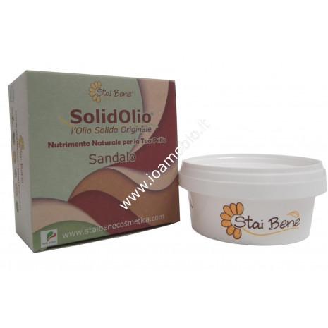 Solidolio Exotic Sandalo 100g