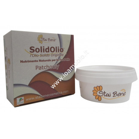 Solidolio Patchouly 100g