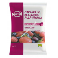 Caramelle Bio Propoli frutti di bosco in busta 70g