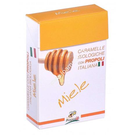 Caramelle Bio 31 gr. (Miele)