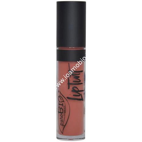 Rossetto Liquido Lip Tint 02 Aragosta Matte Finish - PuroBio Cosmetics