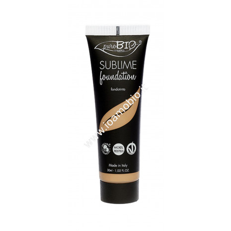 Fondotinta Fluido Sublime 05 - PuroBio Cosmetics