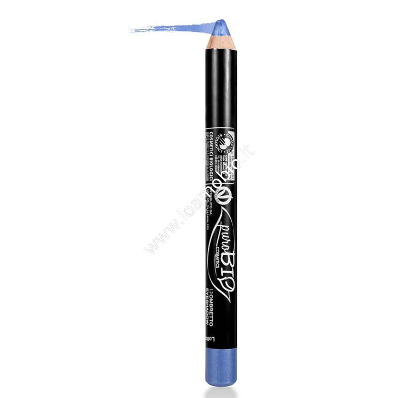 Matitone Biologico ombretto Blu puroBIO  12
