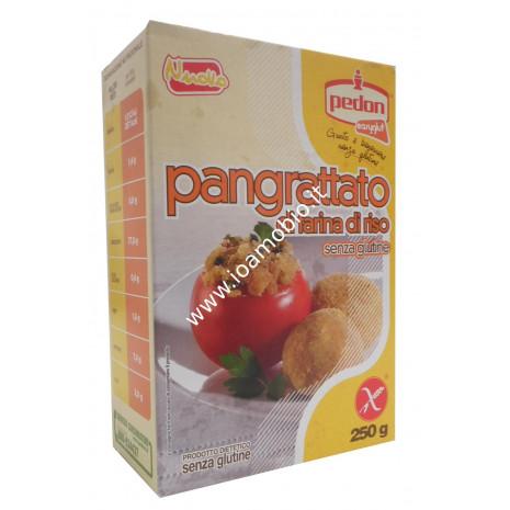 Pangrattato Senza Glutine 250g - Pedon
