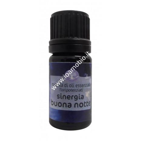 Sinergia Buona Notte Floripotenziato 5ml - Olio Essenziale Remedia Erbe