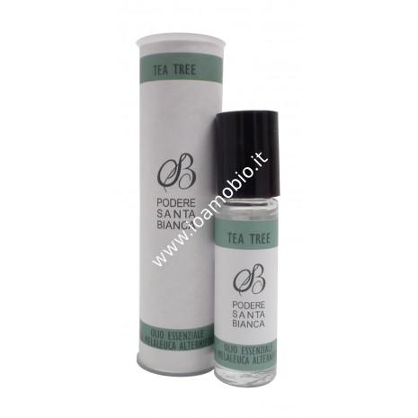 Tea Tree Oil 8ml - Melaleuca Alternifolia - Potente Antibatterico
