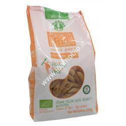 Pasta di Legumi Probios - Penne 100% Lenticchie Gialle Biologiche 250g