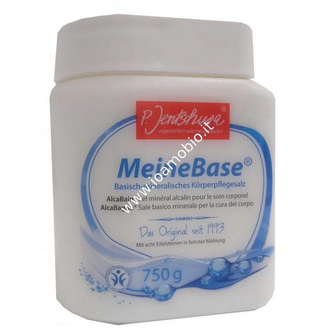 AlcaBagno MeineBase 750g - Sale Basico Minerale per Corpo Jentshura