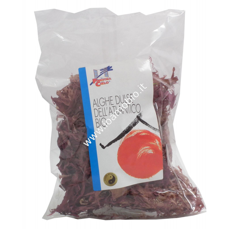 Dulse dell'atlantico 50g