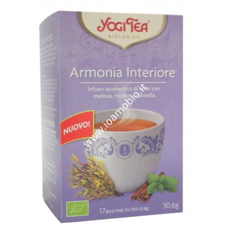 Yogi Tea - Armonia Interiore - Infuso Ayurvedico di Erbe e Spezie