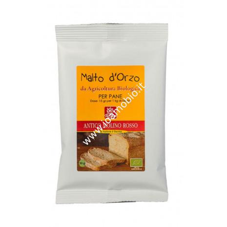 Malto d'Orzo in Polvere 30g - Per la preparazione del pane