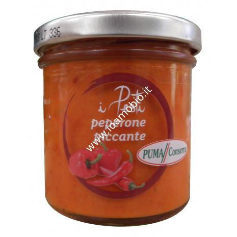 I Pesti - Peperone piccante 140g