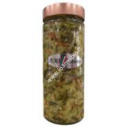 Eccellenze - Zucchine con nocciole e peperoni 570g