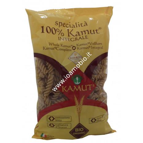 Fusilli di Kamut® integrale 500g