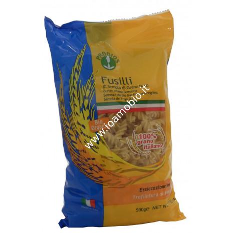 Fusilli di semola di grano duro 250g