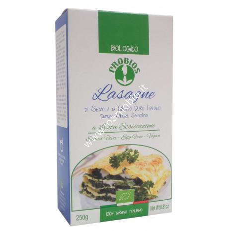 Lasagne di semola di grano duro 250g