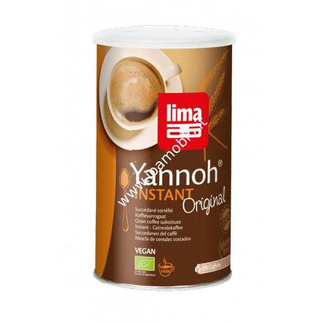 Yannoh Instant Original 250g - Caffè di Cicoria Biologico Lima
