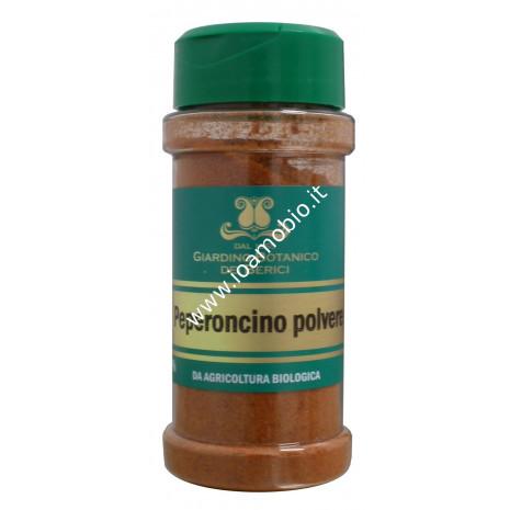 Peperoncino rosso in polvere 40g - Biologico Il Ponte