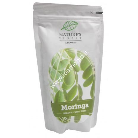 Moringa Nutrisslim ( Moringa Oleifera )- Biologica Cruda - 250 Polvere